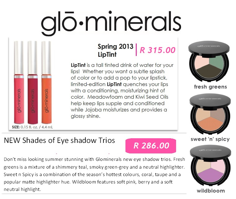 Glominerals New Products 1a