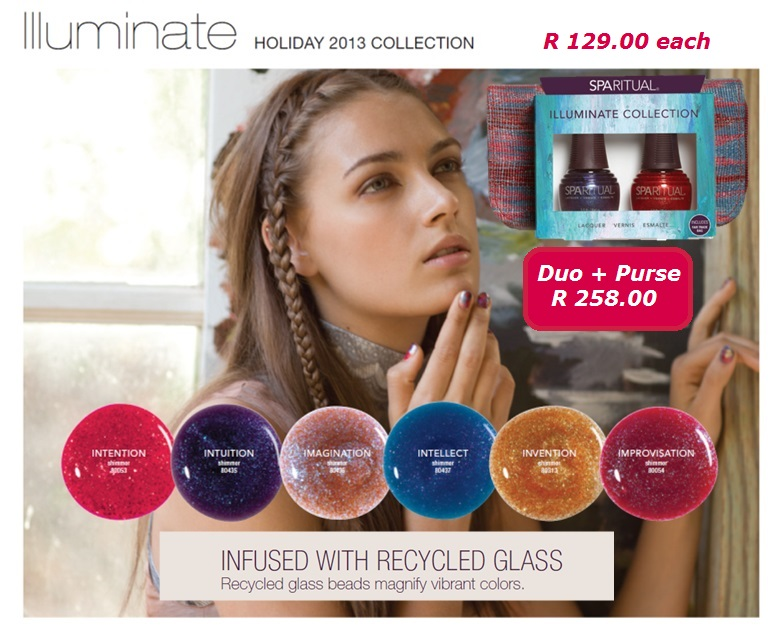 Sparitual Holiday collection Illuminate